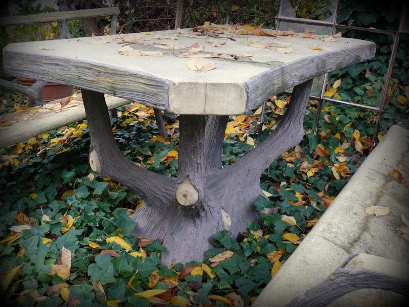 Rechercher - Salon de jardin en beton ...